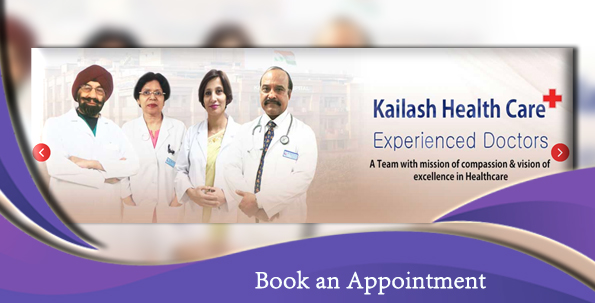 Online Lab Reports | Kailash Hospital